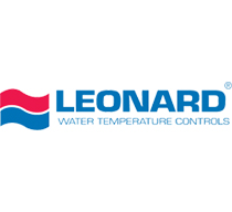 leonard valve logo