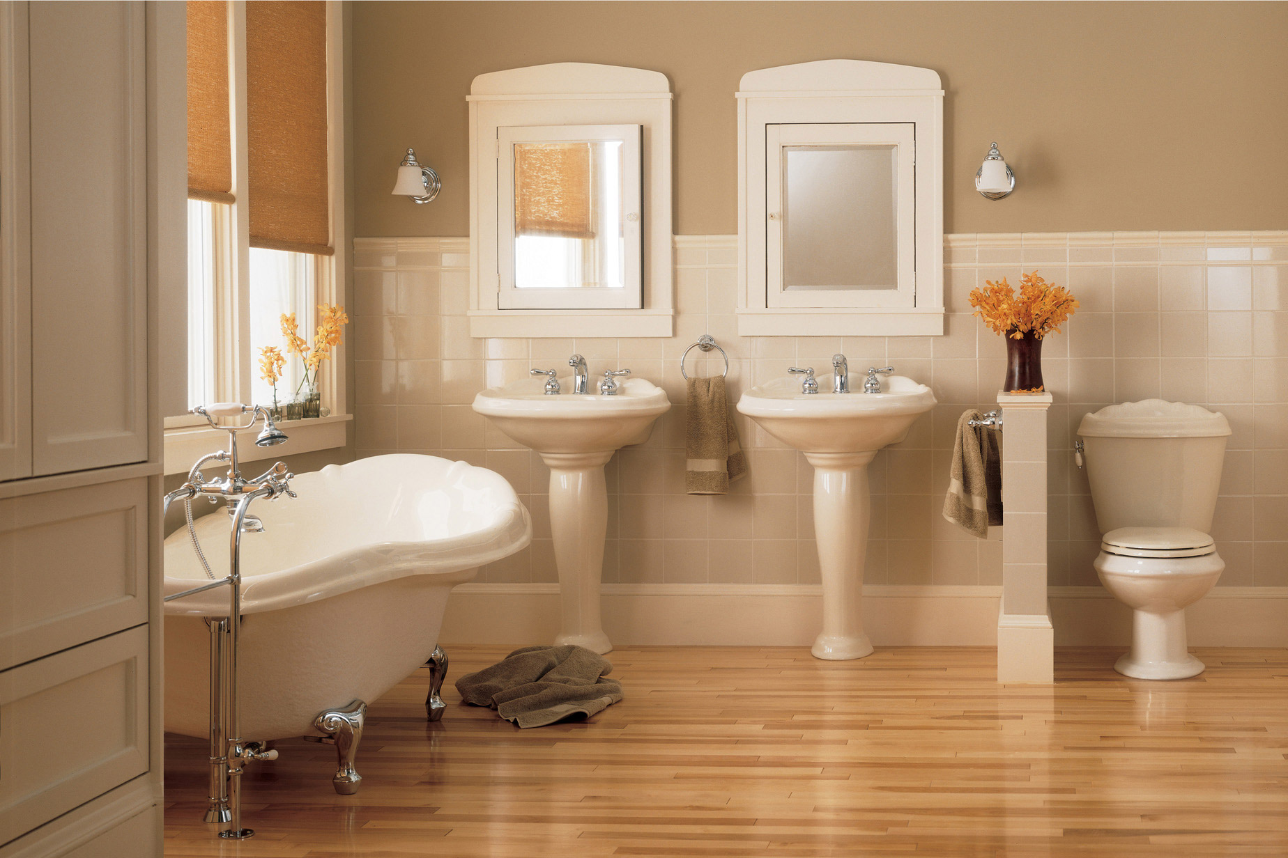 American Standard Bathroom