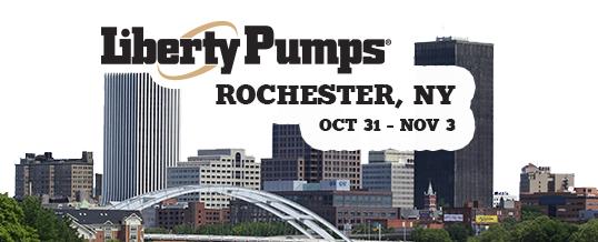 2015 Liberty Pump National Sales Meeting