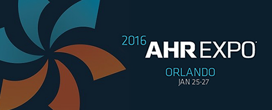 AHR Expo 2016 in Orlando, Florida