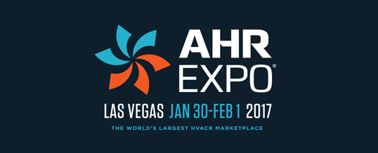 2017 ASHRAE Expo in Las Vegas