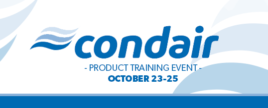 Condair Product Technical Training