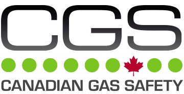 CGS - Canadian Gas Safety logo, Gas Detection